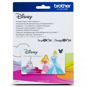 Collection 2 de gabarits Princesses Disney